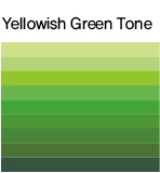 Yellowish Green Tone